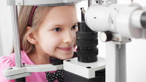Pediatric care Eye Doctors of Washington