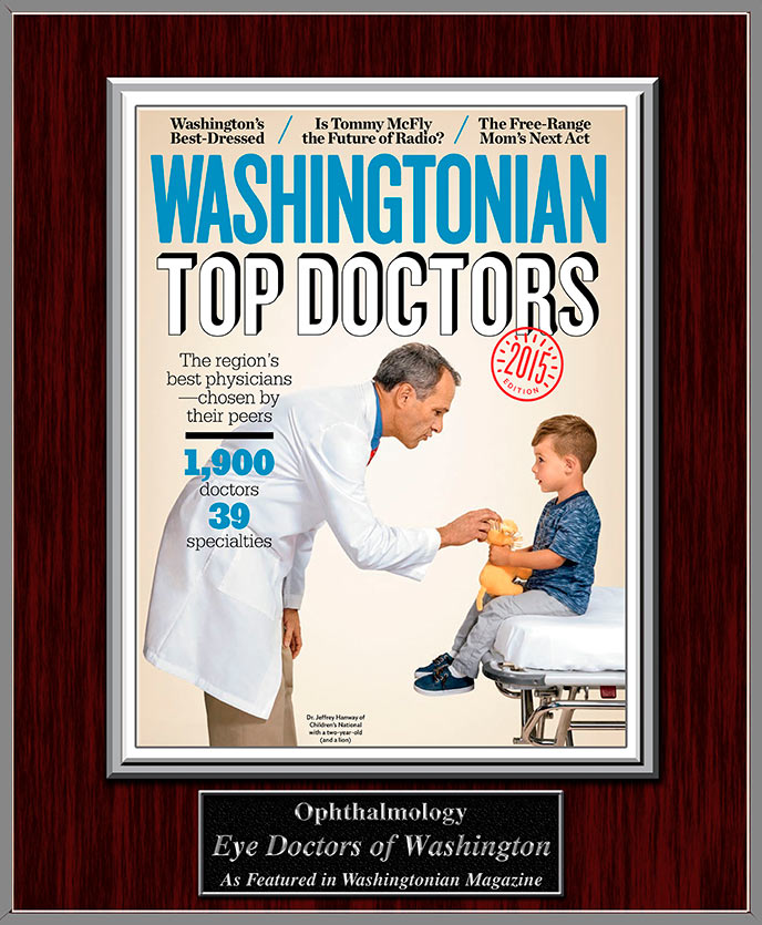 Eye Doctors of Washington - Washingtonian Top Docs