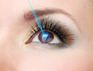 lasereye