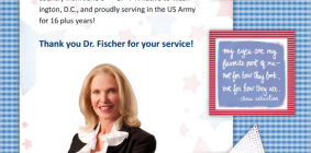 Dr. Fischer Military Flyer